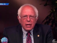 Sanders: Trump Is a Demagogue and a Bigot; Who is Very Good At Insulting People