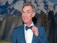 NEW YORK, NY - FEBRUARY 03: Bill Nye attends the Nick Graham presentation during New York Fashion Week Men's Fall/Winter 2016 at Skylight at Clarkson Sq on February 3, 2016 in New York City. (Photo by D Dipasupil/Getty Images for Nick Graham)