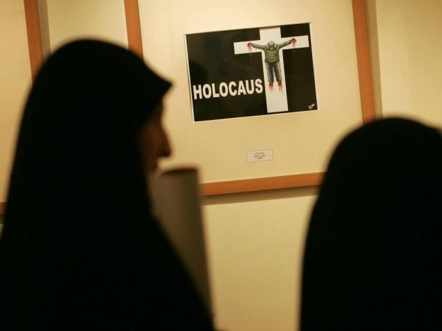 Iran announced this week that authorities are hosting a state-sponsored contest to see who can create the best Holocaust denial cartoon.
