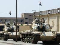 Egyptian Army Says 450 Jihadists Killed in Sinai Offensive