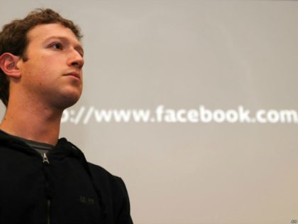 Wikileaks: Emails Show Facebook CEO Zuckerberg Wanted to Meet with Clinton Campaign