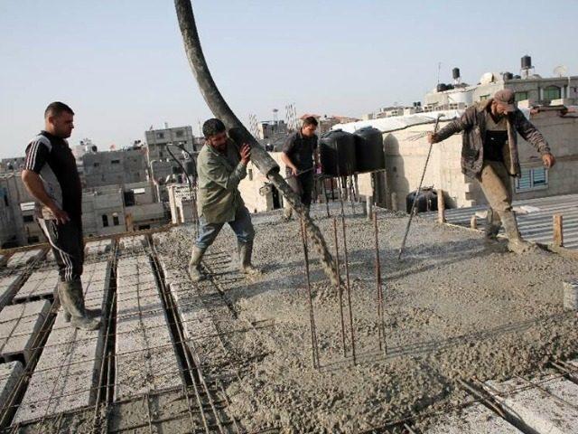 gaza cement