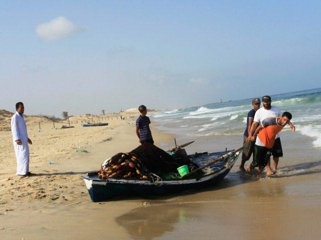 gaza coast