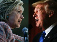 Poll: Clinton and Trump Run Neck-and-Neck