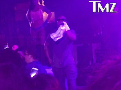 WATCH: Rapper Ja Rule Stops Concert to Slap Beer Can-Throwing Fan in the Face