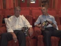 Obama Filmed Video with John Boehner After Ted Cruz 'Lucifer' Remarks