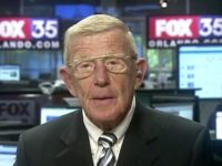 Lou Holtz: People 'Endear Themselves' to Donald Trump Because He's Not Politically Correct