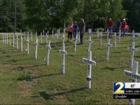 Town Temporarily Removes Crosses Honoring Fallen Service Members After Complaints