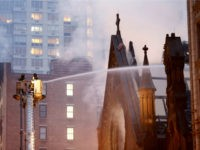 Fears of Intentional Attack Surround Manhattan Cathedral Fire