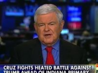 Gingrich: Indiana 'Life or Death' For Cruz