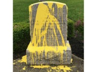 OH Police Memorial Vandalized Ahead of National Peace Officers Memorial Day