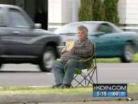 Man Confronted Panhandler About Driving New Pickup Truck
