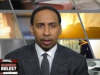 "On the Friday broadcast of ESPN2's ""First Take,"" co-host Stephen …"