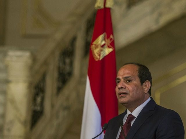 President Abdel Fattah al-Sissi