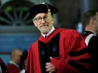 WATCH: Steven Spielberg to Harvard Grads: 'We're a Nation of Immigrants — at Least for Now'