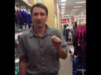 Watch: Woman Confronts Voyeur at Target, Chases Him Out of Store