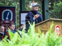 Tom Brokaw To Ole Miss Grads: More Guns Mean More Homegrown Terror