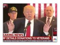 Trump Calls ABC Reporter a 'Sleaze'