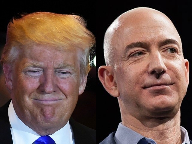 Jeff Bezos Blames Trump for National Enquirer Allegedly Threatening to Publish 'Intimate Photos'