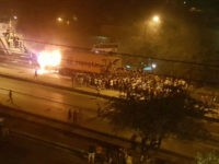 Daily Looting: Venezuelans Empty Truck Full of Milk, Set It on Fire