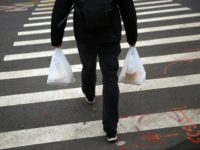 New York Democrat Gov. Andrew Cuomo Pushes Plastic Bag Ban