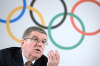 "The International Olympic Committee (IOC) has decided to re-examine samples from the Beijing Olympics in 2008 and the London games in 2012 ""using the most recent scientific methods"", Bach said"