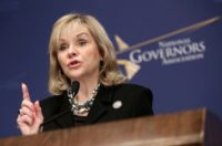 Oklahoma Governor Mary Fallin, known for her anti-abortion views, has been mentioned as a potential running mate to Donald Trump