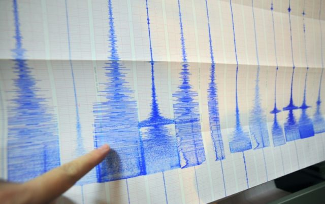 Ecuador's national geological institute, which measured the earthquake at 6.8 magnitude, said it struck at 2:57 am local time (0757 GMT) in the country's western Manabi region