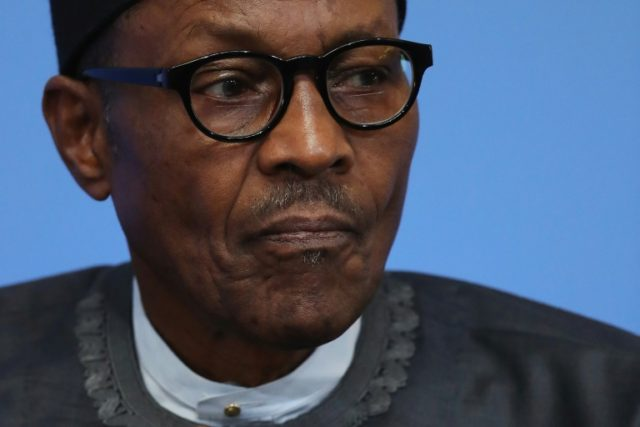 Nigerian President Muhammadu Buhari has been in power since 2015