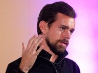 Square CEO and founder Jack Dorsey holds an event in London on November 20, 2014