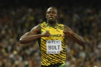 Jamaica's Usain Bolt is planning his campaign with the aim of defending his 100m, 200m and 4x100m Olympic crowns in Brazil
