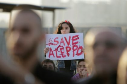 The temporary truce was decided after fighting killed nearly 300 people since April 22 in Aleppo