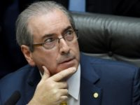 Brazil's Lower House speaker Eduardo Cunha is a key opponent of President Dilma Rousseff and architect of impeachment proceedings against her