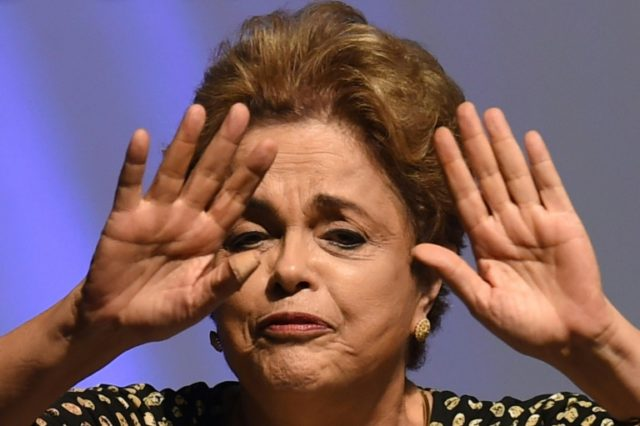 Brazilian President Dilma Rousseff is accused of illegal accounting maneuvers to mask the country's financial woes