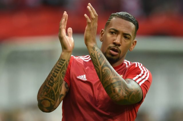 Bayern Munich defender Jerome Boateng has won 59 caps for Germany since making his international debut in 2009