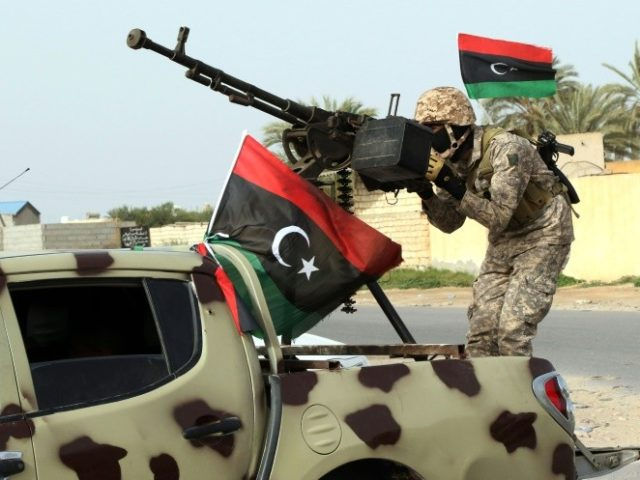 Libya has been in a state of chaos since the death of longtime dictator Moamer Kadhafi in 2011