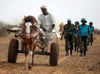 Deployed in 2007, the United Nations-African Union Mission has a mandate to curb violence in Darfur, a region the size of France