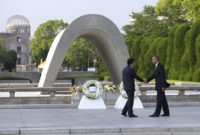 Obama's Hiroshima Visit: Fishing for a Legacy