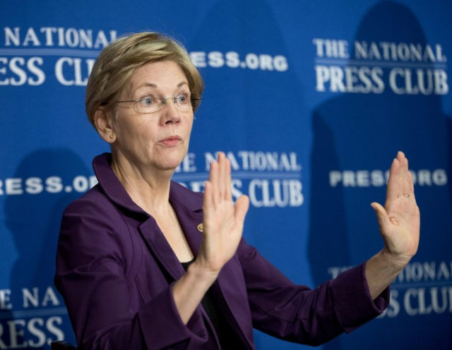 Elizabeth Warren: The Left's Progressive Political Flip-Flopper