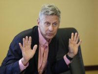 Gary Johnson to Never-Trumpers: 'I'm It'