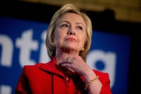 Quinnipiac Poll: Clinton Up 7 Points in Four-Way Race