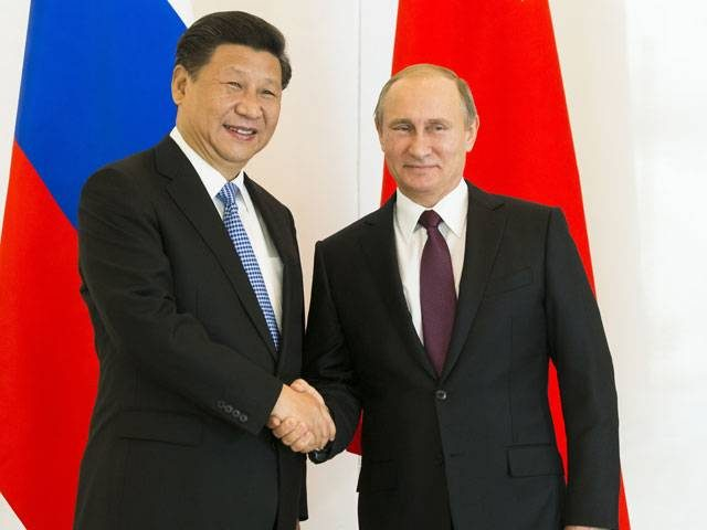 China and Russia Respond to U.S.-South Korean Talks by Holding Anti-Missile Drill