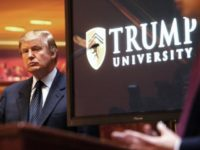 On May 23, 2005, real estate mogul and Reality TV star Donald Trump at a news conference in New York where he announced the establishment of Trump University.