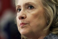 "Hillary Rodham Clinton answers questions at a news conference at the United Nations, Tuesday, March 10, 2015. Clinton conceded that she should have used a government email to conduct business as secretary of state, saying her decision was simply a matter of ""convenience."" (AP Photo/Richard Drew)"