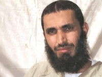 Abdel Malik Ahmed Abdel Wahab al-Rahabi in an image provided by his attorney. David Remes / AP