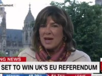CNN's Amanpour: Brexit A Victory for 'Xenophobia,' a Blow to the 'Liberal World Order'
