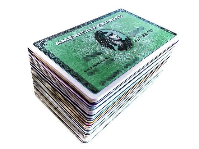 American Express (Andres Rueda / Flickr / CC)