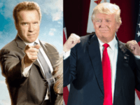 The Arnold Vs. The Donald