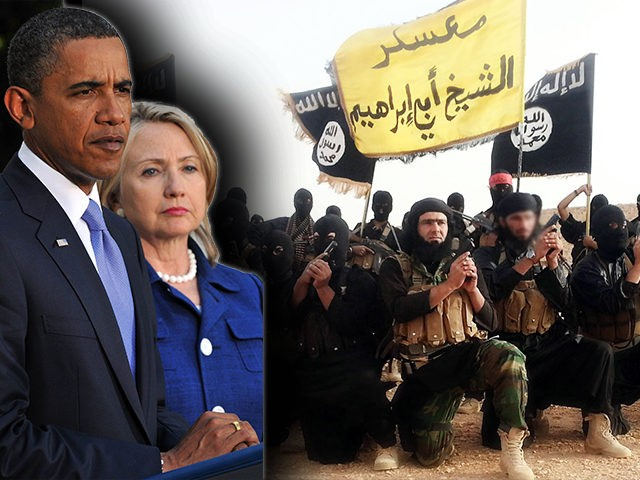 Barack-Obama-Hillary-Clinton-ISIS-Getty-