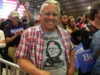 Bernie Marxist (Adelle Nazarian / Breitbart News)